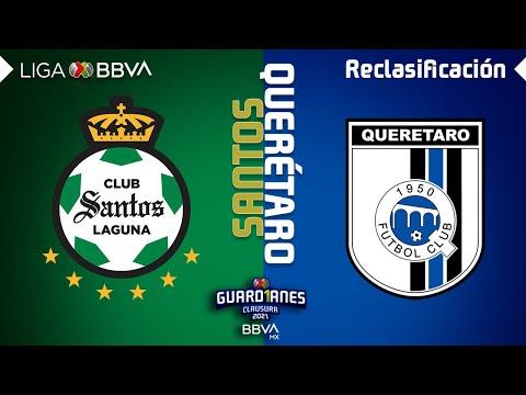 Santos Laguna G.B. Queretaro Goals And Highlights