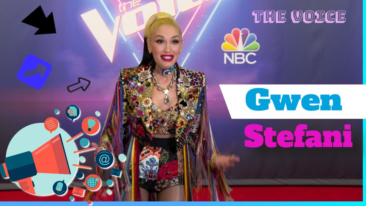 Gwen Stefani Shines With Performance Of Let Me Reintroduce ...