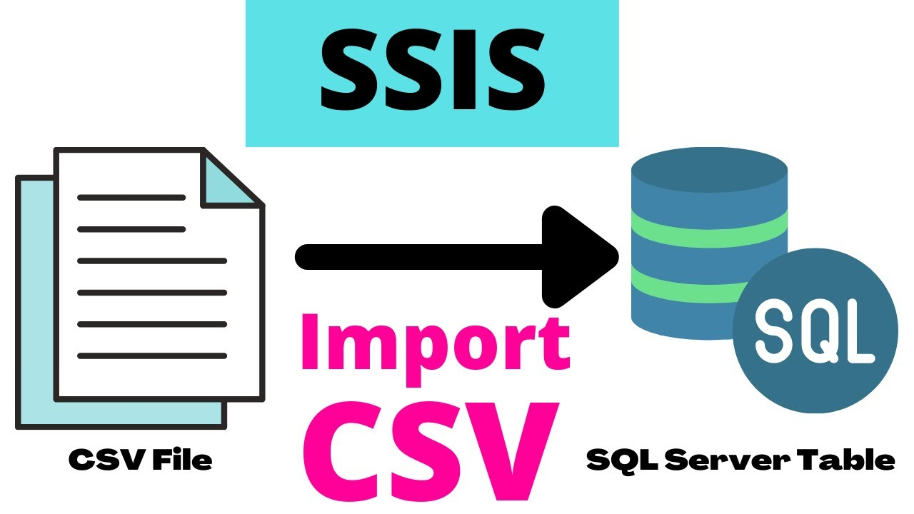 1 Load CSV File in SSIS