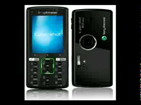 Sony Ericsson Cyber-shot,the top 10 products(created by Jigsaw)
