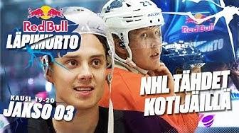 Red Bull Läpimurto - Jakso 3. NHL-pelaajat Liiga-treeneissä