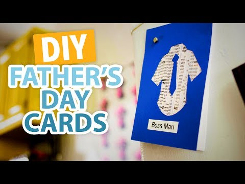 DIY Father's Day Cards- HGTV Handmade