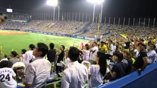 2013-07-25 Yakult Swallows VS Hanshin Tigers (Rokko Oroshi)