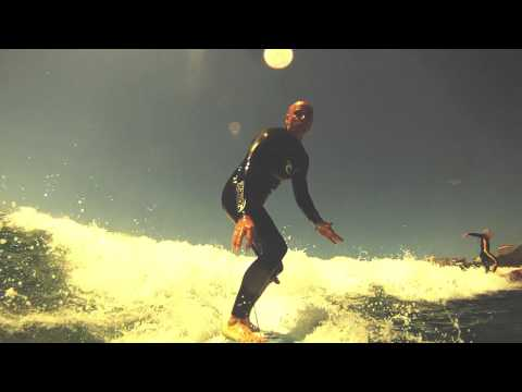 Biarritz Chronicles Chapter One: Surfs Up!