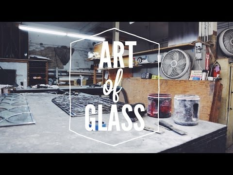 The Art and Science of Stained Glass