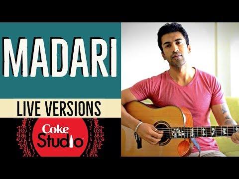 Madari | Coke Studio | Clinton Cerejo, Vishal Dadlani & Sonu Kakkar | Guitar Cover + Lesson