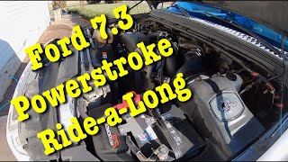Ford Powerstroke 7.3 Daily Driver Upgrades