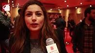 """إنجي أباظة: التعاون مع محمود حميدة شجعني على المشاركة في """"الأب الروحي"""""""
