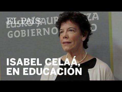 Isabel Celaá, ministra de Educación | España