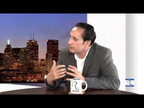 Tarek Fatah on History of Pakistan   Friday Night with Hamid Bashani Ep7