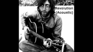 Watch John Lennon Revolution video