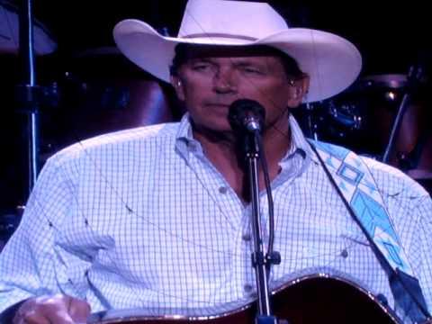 George Strait - Cowboy Stadium - Run