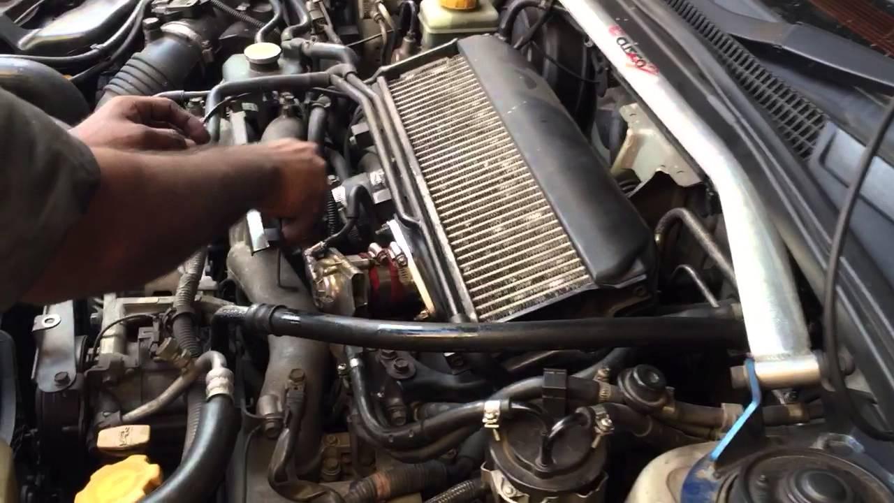 2015 Toyota Celica >> Subaru Forester Blow off valve - YouTube