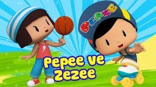 Pepee - (YENİ) Yaşasın Farklılıklar, Pepee'nin Arkadaşı Zezee - Çizgi Film   Düşyeri