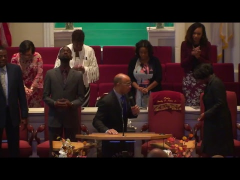 SECOND BAPTIST MOUNT HOLLY Live Stream