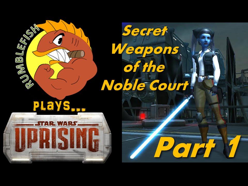 STAR WARS UPRISING – Pungy Skyrunner – Gameplay ...
