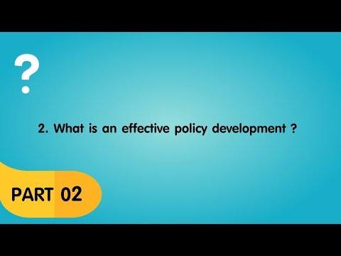 Module 7 - Part 2 Good Governance for Lifelong Learning