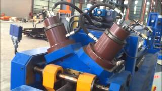 UNIMAK Machinery - Pipe Notching Machine for Oil Immersed Transformer Production #2