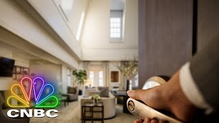 See Inside New York City's Most Expensive Hotel | Secret Lives Of The Super Rich