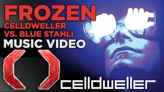 Celldweller - Frozen (Celldweller vs Blue Stahli) (Official Music Video)
