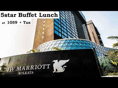 JW Marriott Kolkata , 5star Luxurious Buffet
