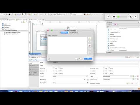 UML modeling using Eclipse Papyrus