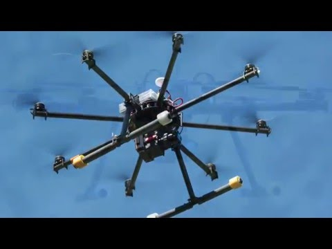 Hovermap UAV lidar mapping payload - overview and examples