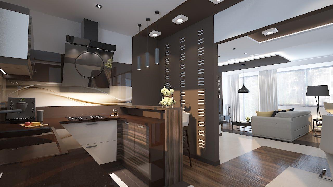 projekt i aranżacja wnętrza domu realizacja vizual form