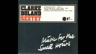 The Kenny Clarke - Francy Boland Sextet - Tin Tion Deo