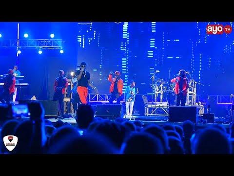 #CastleLiteUnlock: Diamond Platnumz kwenye stage
