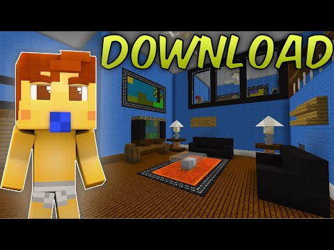 WHO'S YOUR DADDY? - Map Download (Minecraft)