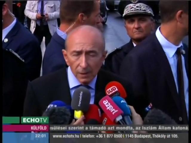 Terror Párizsban - Echo Tv
