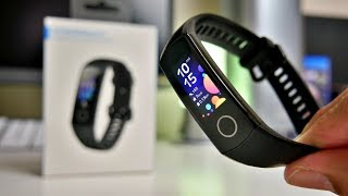 HONOR BAND 5 Smart Fitness Watch / AMOLED / 5ATM / UNDER £30 - Any Good?
