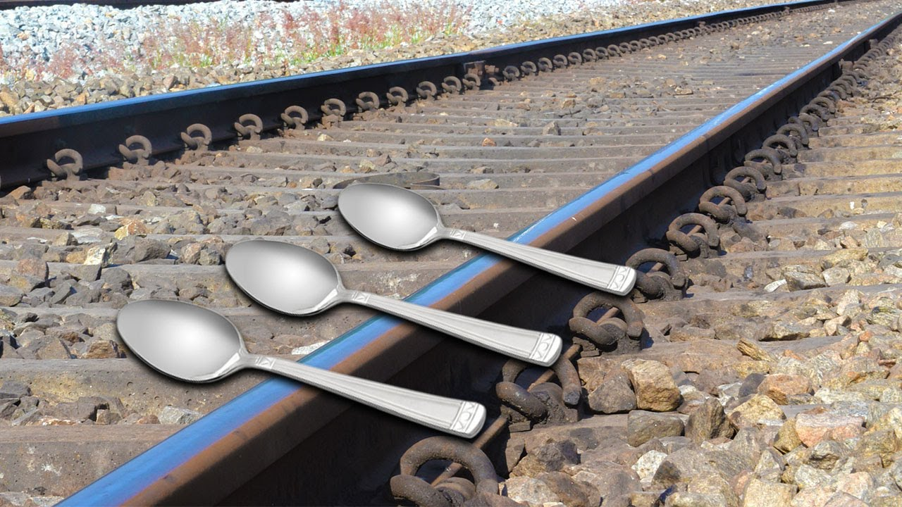 Train Vs Spoon Test