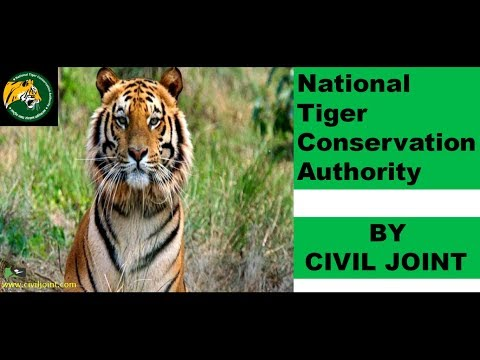 National Tiger Conservation Authority (NTCA) BY CIVIL JOINT