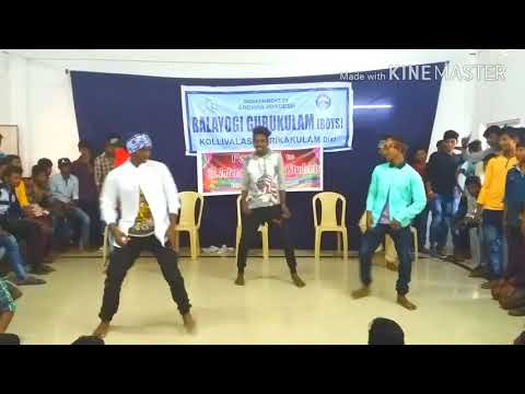 hello rammante vachhesindha dance performance by Rajesh Roshan