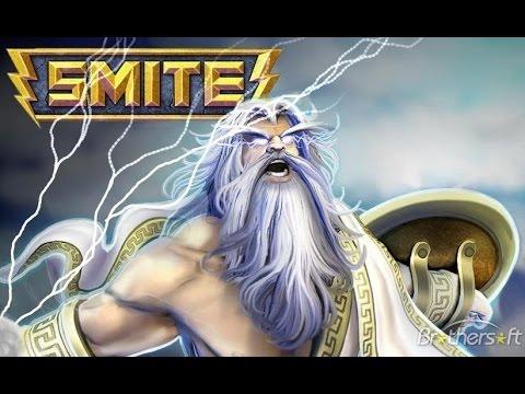 видео: Обзор игры: smite
