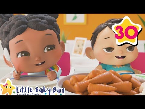 Yes Yes Vegetables Song | Little Baby Bum | Baby Songs & Nursery Rhymes | Learning Songs For Babies