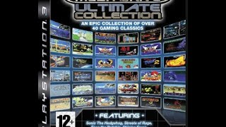 PS3 Essentials: Sega Mega Drive ultimate collection