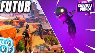 New Map, Missions, Carcasses and Lama Birthday! Fortnite Saving the World