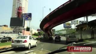 Cruising around Monterrey, N. L. México