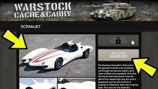 GTA 5 ONLINE NEW SCRAMJET WEAPONIZED CAR RELEASING TO GTA ONLINE & MORE! (GTA 5 Update)