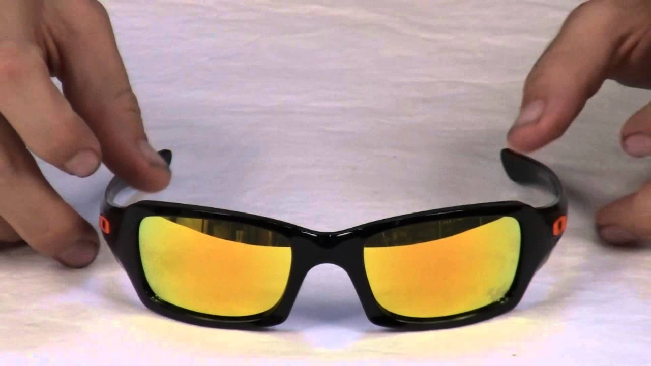 cd47953545 Oakley Fives Squared Sunglasses Review at Surfboards.com - YouTube