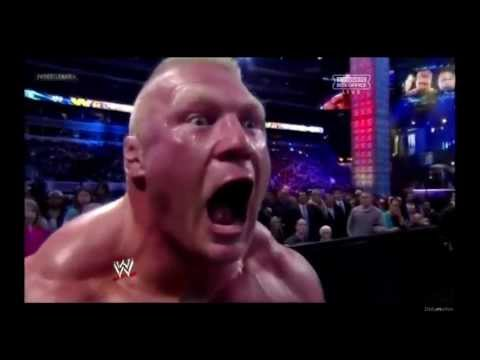 Taylor Swift I Knew You Were Trouble Brock Lesnar Edition