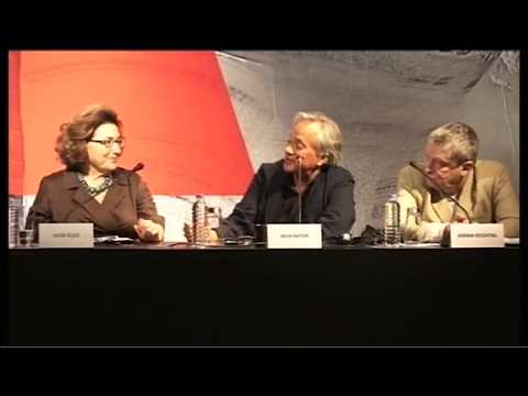 Ünlü heykeltıraş Anish Kapoor'un; İstanbul'daki sergisi öncesi basın toplantısı