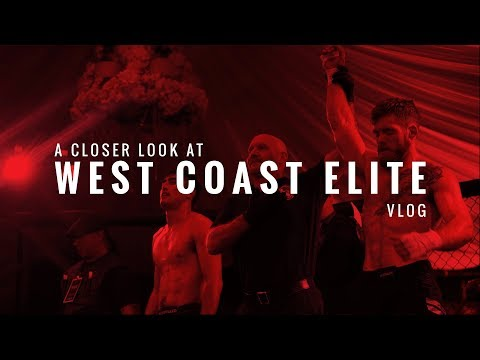 FIGHTVIBES | WEST COAST ELITE MMA: This has to be THE BEST AMATEUR MMA Series in the BAY AREA.