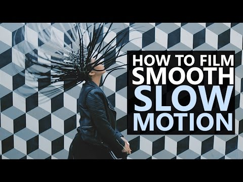 How To Film Smooth Slow Motion! (Premiere CC Tutorial)