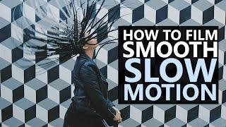 Video How To Film Smooth Slow Motion! (Premiere CC Tutorial) download MP3, 3GP, MP4, WEBM, AVI, FLV Juni 2018