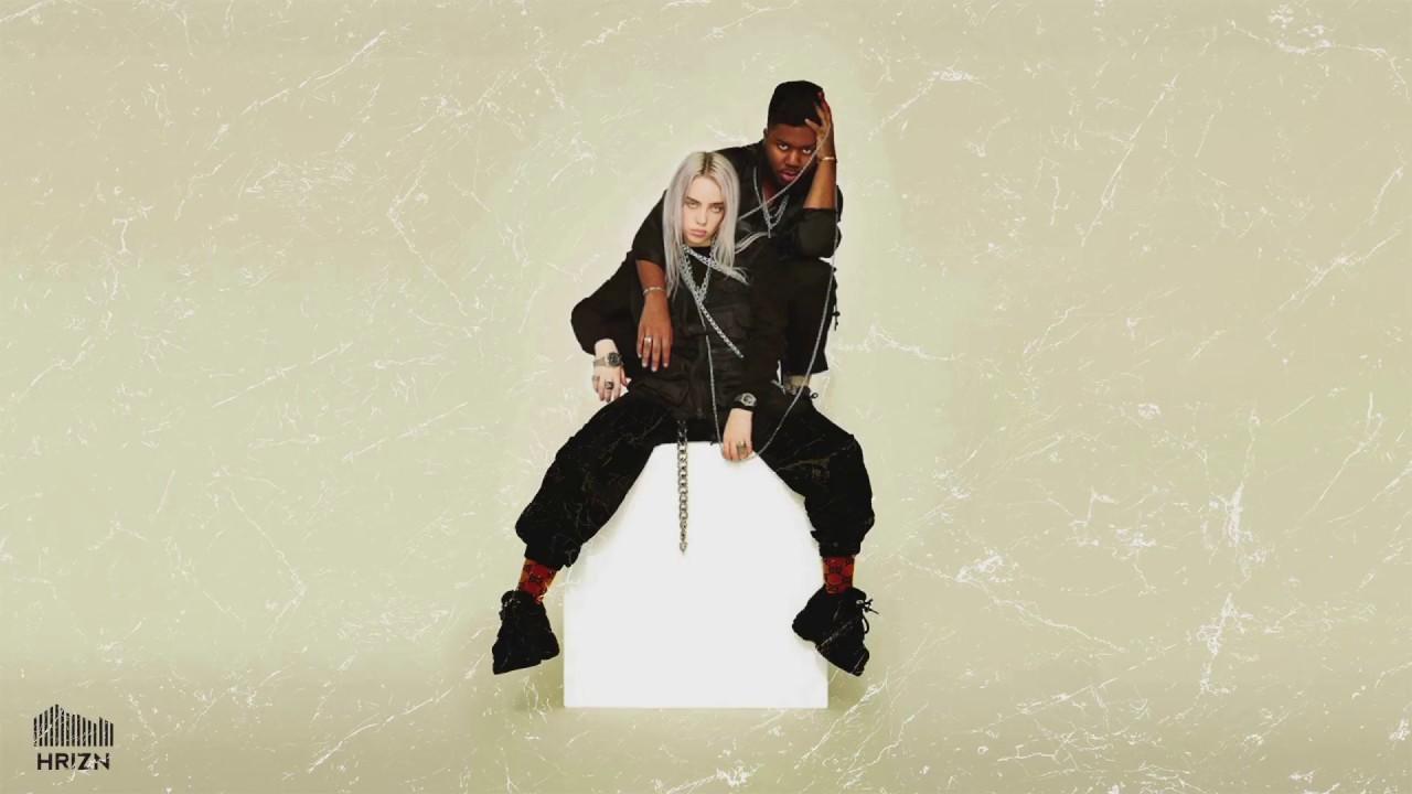 Download Billie Eilish - lovely (with Khalid) Audio [HRIZN Remix]