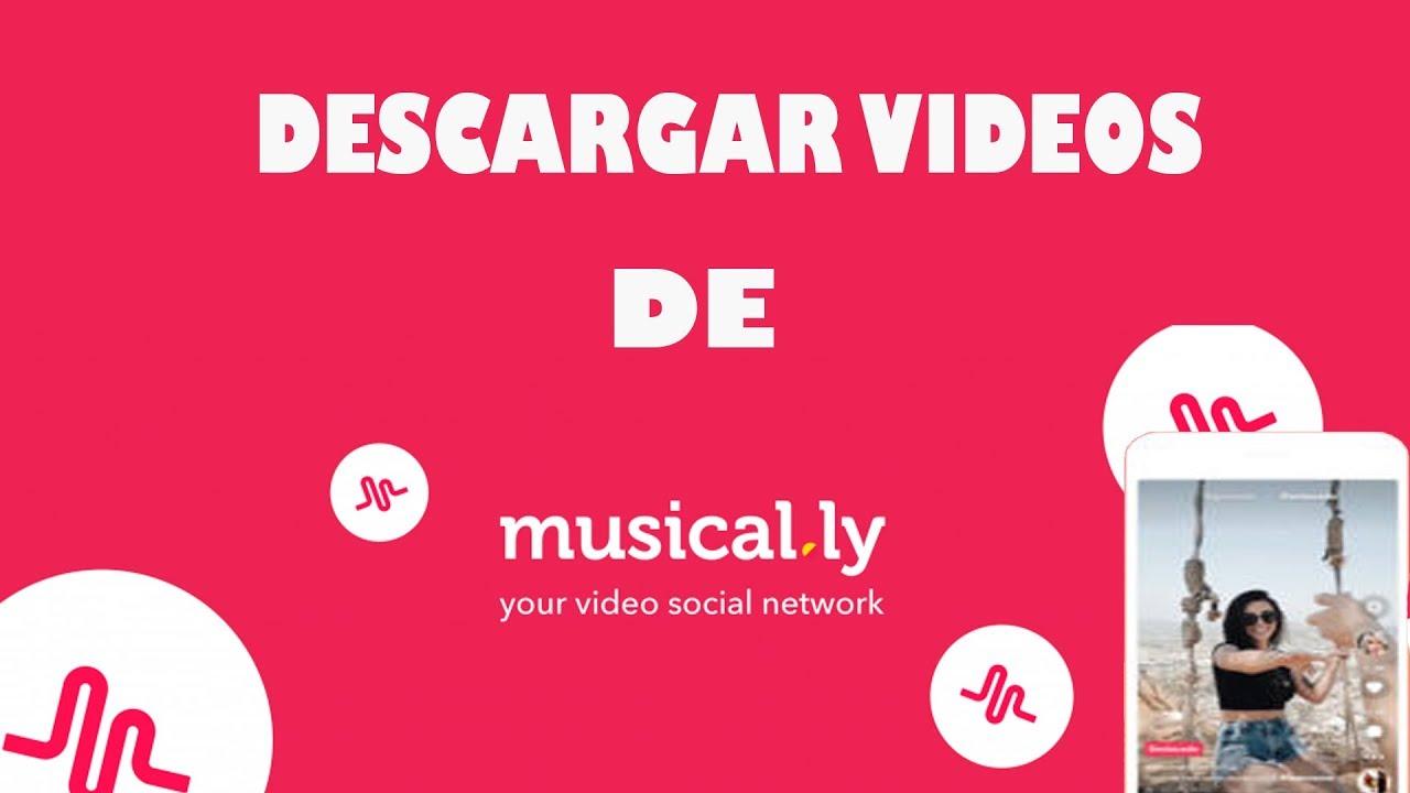 Como descargar vídeos de musical. Ly a tu movil youtube.